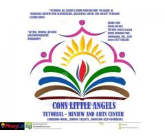 Cons Little Angels Tutorial-Review-Arts Center