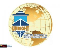 Upright Maritime Review Center-Bacoor, Cavite