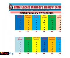 RMM Encore Mariner's Review Center