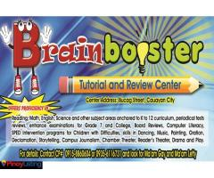 Brainbooster Tutorial and Review Center