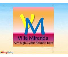 Villa Miranda Review Center