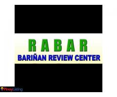 RABAR Review Center-Iloilo Branch