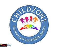 Child Zone Review and Tutorial Center