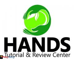 HANDS Tutorial & Review Center