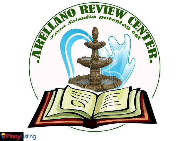 Arellano Review Center