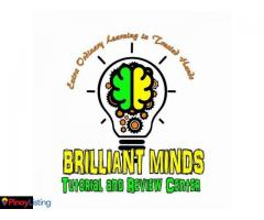 Brilliant Minds Tutorial and Review Center