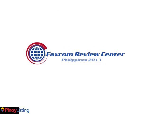 Faxcom Review Center