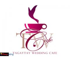 Tagaytay Wedding Cafe