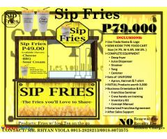 Sip Fries Franchise