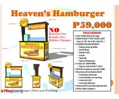 Heaven's Hamburger Franchise