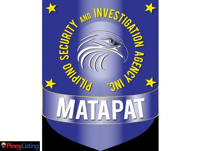 Matapat Pilipino Security & Investigation Agency Inc.