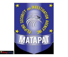 Matapat Pilipino Security & Investigation Agency Inc.