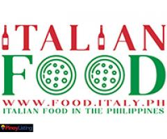 Italian Food in the Philippines