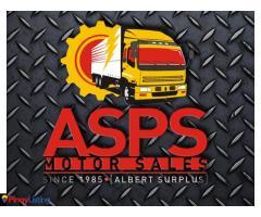 ASPS Motor Sales