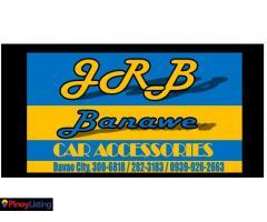 JRB Banawe Car Accessories