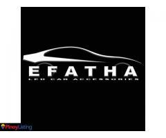 EFatha LED Car Accessories