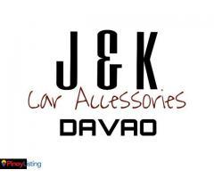 J&K Car Accessories Davao