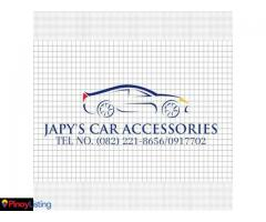 Japy's Car Accessories
