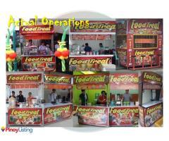 Food Treat Food Cart Franchise