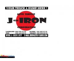 J-Iron Auto surplus corporation