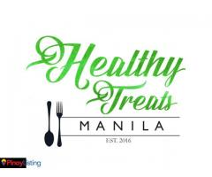 Healthy Treats Manila