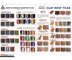 Cebu Clay Roofings Contractor