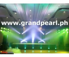 Grandpearl Pro Lights and Sounds