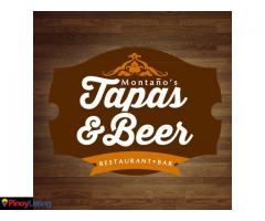 Tapas & Beer Restaurant Bar