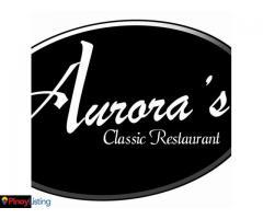 Aurora's Classic Restaurant