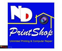 ND Unlimited Printing & Computer Repair