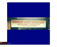 St Sumugat Auto Repair Shop