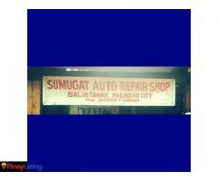 St Sumugat Auto Repair Shop