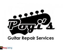 Guitar Repair Services