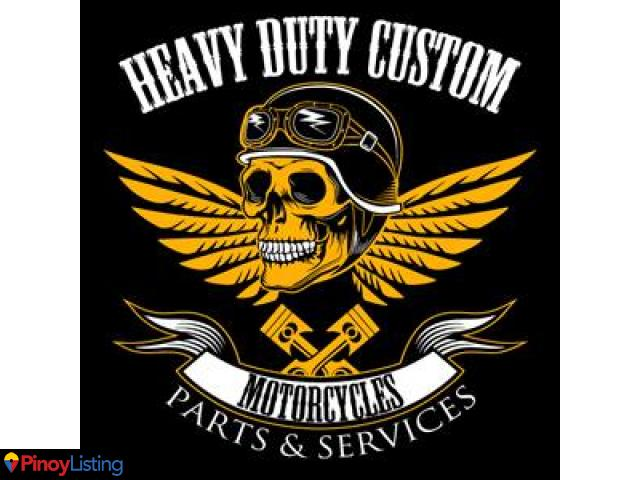 Heavy Duty Custom Motorcycles Philippines