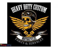 Heavy Duty Custom Motorcycles Philippines