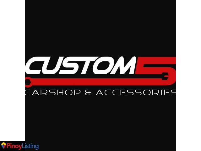 Custom 5 Carshop and Accessories