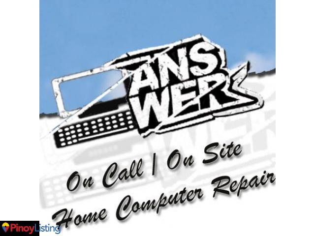 Answer Computer Repair & Services