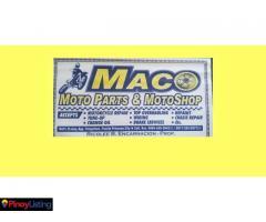 Maco Motoparts & Motoshop