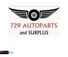 729 auto surplus and auto aircon repair shop