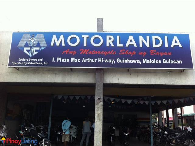 Motorlandia Malolos