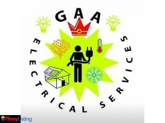 GAA Ref and Aircon repair