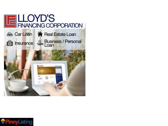 Lloyd's Financing Corp.
