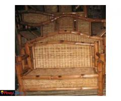 Molave bamboo - rattan furnitures