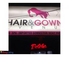 Hair and Gown Salon by Ericka Basco