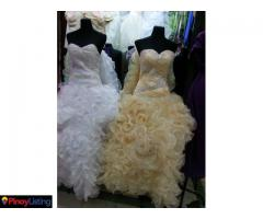 Queen Mary Bridal Gowns And Catering Services