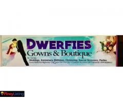 Dwerfies Gowns and Boutique