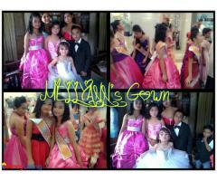 MELYANN's Gowns