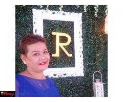 Rogeline Rendon's Wedding Coordination and gowns for rent shop