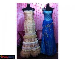 Fauztinaz Rent a Gown by: Emma Lachica & Eric Salvador