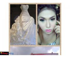 ANGEL SKUD hair beauty expert and GOWN's88